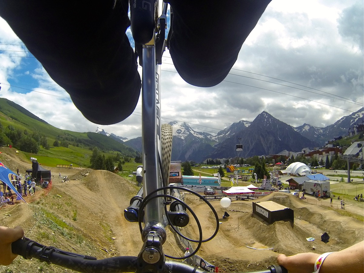 Anthony Messere GoPro Shot