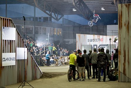 Swatch Rocket Air Becomes FMB Gold Event
