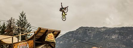 Red Bull Joyride 2016: Top 3 Runs