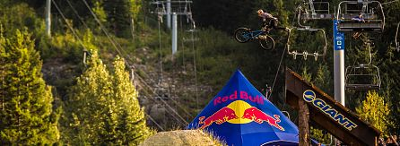 Red Bull Joyride @ Crankworx Whistler - Rider Line Up