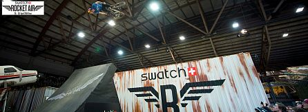 Swatch Rocket Air: The Countdown Begins