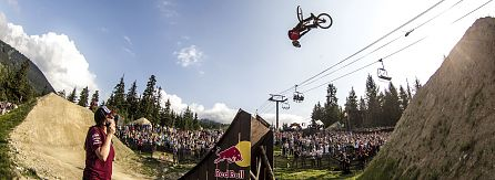 Red Bull Joyride: Course Preview
