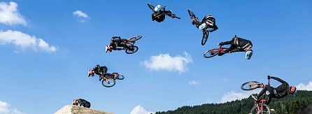 Launch of Slopestyle World Championship