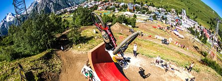 Crankworx Les 2 Alpes teaser video