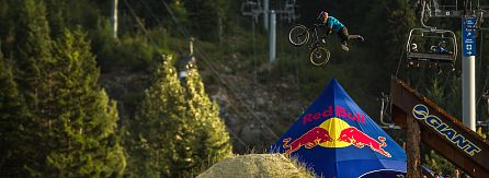 Red Bull Joyride 2015 Course Preview