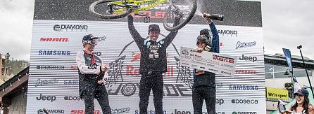Red Bull Joyride: Results