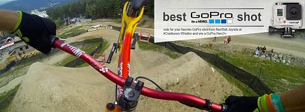 GoPro Best Shot POV from Red Bull Joyride at Crankworx Whistler