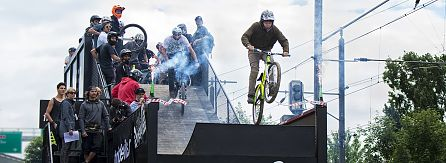 Zurich Jumppark Dirt Contest