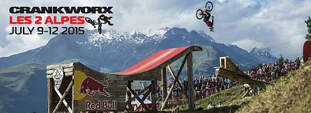 RedBull.TV replay: Crankworx Les 2 Alpes