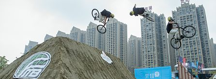 FISE Chengdu: Results