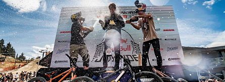 Red Bull Joyride 2017: Results